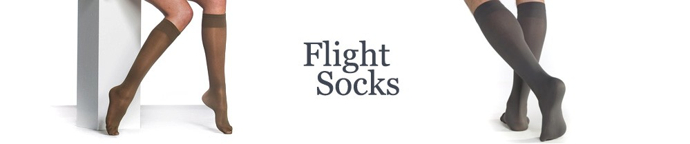 Flight Socks - Below Knee/Socks