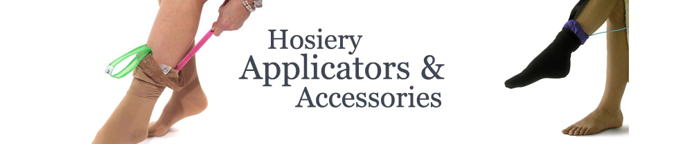 Hosiery Applicators & Accessories - Below Knee/Socks