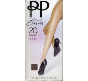 Pretty Polly Stand Easies Light Support Tights (Support factor 6) AH67