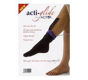ACG  Acti glide stocking and tight applicator