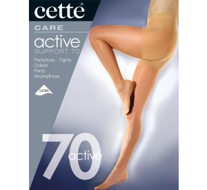 Cette 70 Support Tights   (15mmHg)