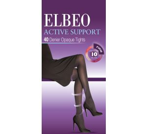 Elbeo Active Support Opaque Tights (Support Factor 10) ATJ9