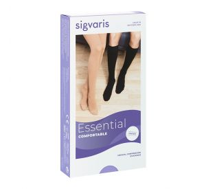 Sigvaris Essential Comfortable (Comfort) Unisex Tights (22-32mmHg) RAL Class 2