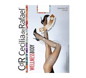 Cecilia de Rafael Gemma Support Tights (12 - 15mmHg) 70 2870