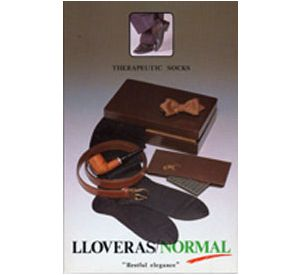 Lloveras Men's Support Socks (22 - 29 mmHg) LMS2