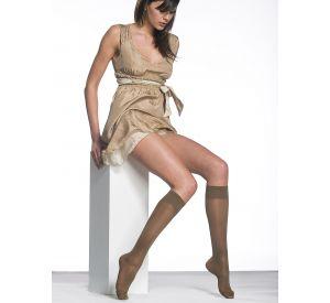Miss Relax 100 Sheer Knee Highs (15-18mmHg) 318A0 2