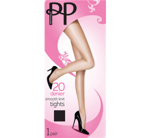 Pretty Polly Smooth Knit Tights - SALE