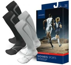 Sigvaris Running Socks