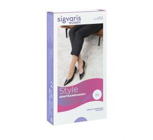 Sigvaris Style Semitransparent (Magic) Compression Below Knee Socks (18-21mmHg) RAL Class 1