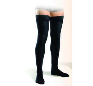 Sigvaris Urban Thigh Grip Top Compression Stockings for Men (15-20mmHg)  AFNOR Class 2