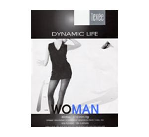 WoMan Dynamic Support Tights (Support Factor 8 to 10) L610