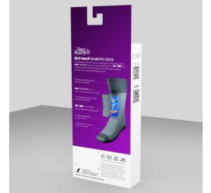 Ladies Silky Health Diabetic Sock