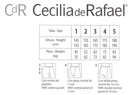 Cecilia de Rafael Gemma 70 2870 (12 - 15mmHg)