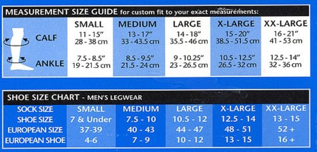 Venosan Silverline Gentleman Below Knee ( 20-30mmHg) VSG